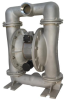 Air Operated Diaphragm Pump -- AOD .75-A -- View Larger Image