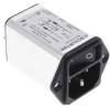 Power Entry Connectors - Inlets, Outlets, Modules -- 486-5852-ND -Image