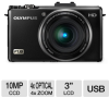 Olympus XZ-1 228000 Digital Camera - 10mp, 4x Optical Zoom, -- 228000