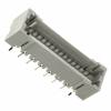 Rectangular Connectors - Headers, Male Pins -- A99732-ND -Image