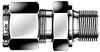 Dk-Lok® Male Connector -- DMC 2-2G - Image
