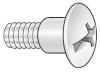 Shoulder Screw,1/4-20x1/4 L,Pk25 -- 5MA33