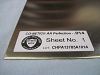 Co-NETIC® AA Perfection Annealed Magnetic Shielding Sheet -- CP014-30-14 - Image