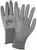West Chester Taeki 5 730TGU Gray Small Polyurethane/Taeki 5 Cut-Resistant Gloves - ANSI 3, EN 388 5 Cut Resistance - 9.13 in Length - 662909-072474 -- 662909-072474