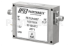 27 dBm Psat, 26.5 GHz to 40 GHz, Medium Power Amplifier, 2.92mm, 35 dB Gain, 10 dB NF -- PE15A4067 -Image