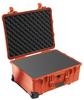 Pelican 1560 Case with Foam - Orange   SPECIAL PRICE IN CART -- PEL-1560-000-150 -Image