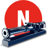 Standard Progressive Cavity Pump -- Group N - Range BN - Image