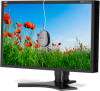 """24"""" Widescreen Color-Critical Desktop Monitor w/ SpectraViewII -- LCD2490W2-BK-SV -- View Larger Image"""