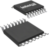 Flexible Double-Ended Voltage-Mode PWM Controller with Voltage Feed Forward -- ISL6740AIVZA-T