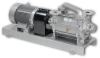 Two-Stage Liquid Ring Vacuum Pump -- Dolphin LB 0710 / 1011 A -- View Larger Image