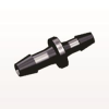 Straight Reducer Connector, Barbed, Black -- HSR6531 -- View Larger Image