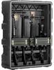 Pelican Custom Case for 4 ea M4s or M16s - Black -- PEL-472-M4-M16-4-032 -Image