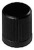 EHC (ELECTRONIC HARDWARE) - 3008-1-B - ROUND KNURLED KNOB, 3.175MM -- 441480 - Image