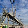 Railcar Loading Racks and Platforms