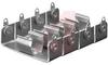 Battery Holder; AA; 0.531/0.565 in. O.D; Aluminum; Screw Mount; 4; Eyelet -- 70182568 - Image