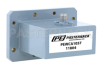 WR-187 CMR-187 Flange to SMA Female Waveguide to Coax Adapter, 3.95 GHz to 5.85 GHz, J Band, Aluminum, Paint -- PEWCA1057 - Image