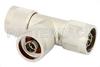 N Tee Adapter Male-Male-Male -- PE9390