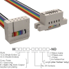 Rectangular Cable Assemblies -- M3BGK-1018R-ND -Image