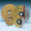 Blending and Polishing - Gold Flexible Aluminum Oxide