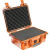 Pelican 1400 Case with Foam - Orange | SPECIAL PRICE IN CART -- PEL-1400-000-150 -Image