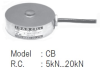 CB Series Compression Load Cell -- CB-1T - Image
