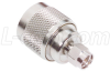 Coaxial Adapter, SMA Male / N Male -- BA24