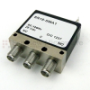SPDT Failsafe DC to 18 GHz Electro-Mechanical Relay Switch, up to 85W, 28V, SMA -- SR18-SMA1 -Image