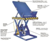 Lift And Tilt Table -- HEHLTT-3648-1-47 -Image