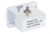 WR-187 CMR-187 Flange to SMA Female Waveguide to Coax Adapter Operating from 3.95 GHz to 5.85 GHz -- PE9832 - Image