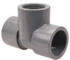 CPVC Schedule 80 Pipe Fittings -- Chemtrol® - Image