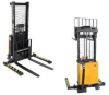 Adjustable Stacker With Power Lift And Power Traction Drive -- HSL-137-AA-PTDS -Image
