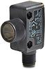 PHOTO SENSOR 18mm NPN 20m RNG 3-WIRE DARK-ON M12 Q/D RECV -- GXR-CN-1E