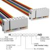 Rectangular Cable Assemblies -- H3AAH-1418M-ND -Image