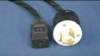 Power Cord NEMA L6-20P to C19 -- 4010012-00 - Image