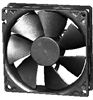 D9225Y48BPLB1-7 D-Series (High Efficiency) 92 x 92 x 25 mm 48 V DC Fan -- D9225Y48BPLB1-7 -Image