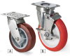 Stainless Steel Casters -- 7078700