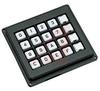 Keypad, 5x4, 500 Inch Centers, Flange Mounted, Blank Legends -- 70217238 - Image
