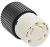 30A Electrical Connector: locking, 277VAC, NEMA L7-30 -- 70730NC