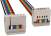 Rectangular Cable Assemblies -- M3BMK-1018R-ND -Image