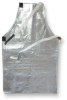 Chicago Protective Apparel Aluminized Kevlar Welding & Heat-Resistant Apron - 24 in Width - 42 in Length - 542-AKV -- 542-AKV - Image