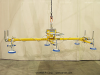 Six Pad Adjustable Crossarm Vacuum Lift -- M150M6-110-3/44-Image