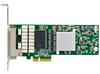 Quad Port Copper Gigabit Ethernet PCI Express Server Adapter with Intel® I350 -- PCIE-2131 -Image
