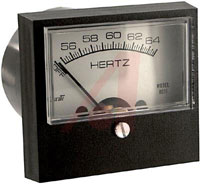 Frequency meters from   Allied electronics