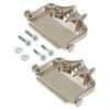 D-Sub, D-Shaped Connectors - Backshells, Hoods -- 5747100-9-ND