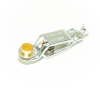 Popper Telcom Clip (BU-27 with Bed of Nails) -- JP-5869-B