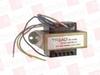 TRIAD MAGNETICS VPL24-2000 ( POWER TRANSFORMER, 50VA; POWER RATING:50VA; ISOLATION TRANSFORMER PRIMARY VOLTAGES:1 X 115V, 2 X 230V; SECONDARY VOLTAGES:2 X 12V; CURRENT RATING:4.166A; PLUG TYPE:-; P... -Image