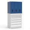 R2V Vertical Drawer Cabinet -- RL-5HEG38006N -Image