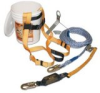 Miller TRK2000/50FT Fall Protection Roofer Kit -- 341560991