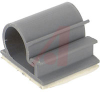 Clamp; Adhesive; 1 in.; 1 in.; 1/16 in.; 3/4 in.; Gray -- 70209014 -- View Larger Image