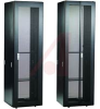 Rack;18 ga.Steel;1700lb cap;14 ga.Rails;Fans;Casters;Shelves;23.62x43.30x78.70in -- 70147820